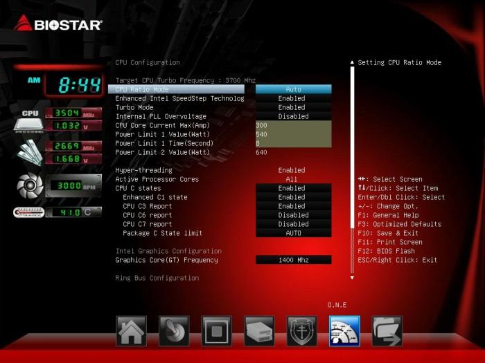 Biostar Z87X 3D BIOS11