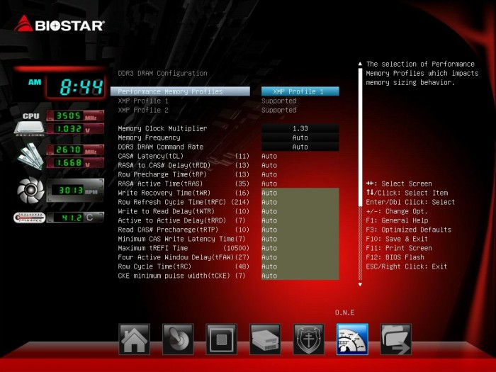 Biostar Z87X 3D BIOS12