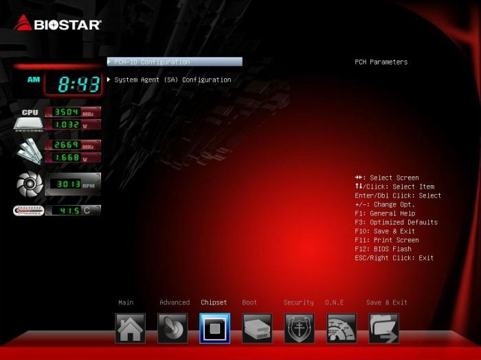 Biostar Z87X 3D BIOS6