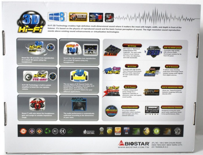 Biostar Z87X 3D2