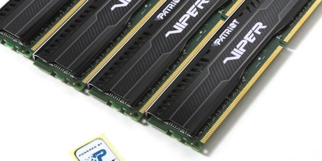 Patriot Viper 32GB Low Profile Memory Kit Review