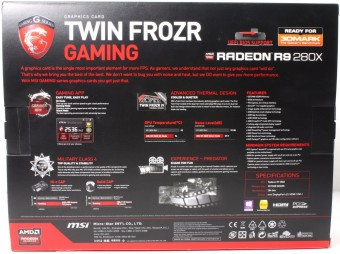 MSI Radeon R9-280X Gaming2