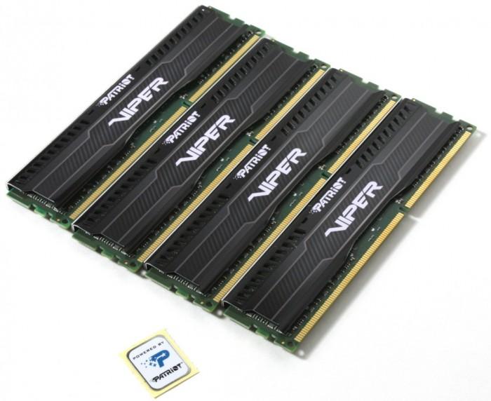 Patriot Viper 32GB Low profile 2133 5