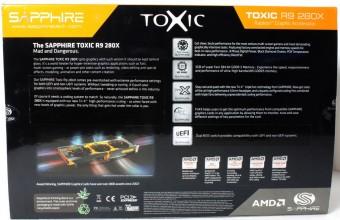 Sapphire Radeon R9-280X Toxic2