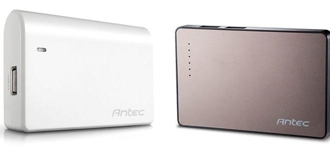 Quick Look at Antec USB charging hub (UA4-25) and PowerUp Slim 2200 (APS-2200)