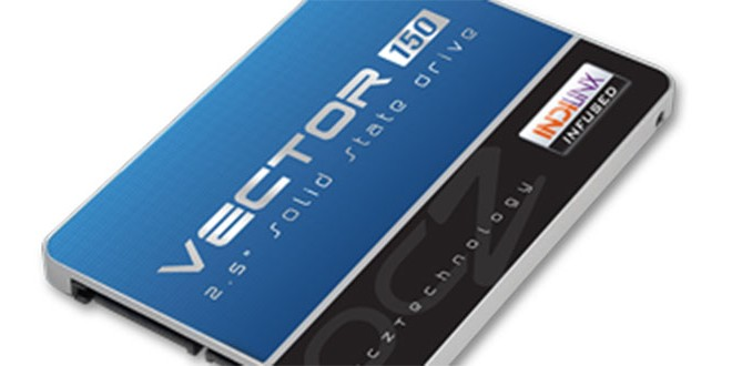 OCZ Announces New Vector 150 Solid State Drive Series