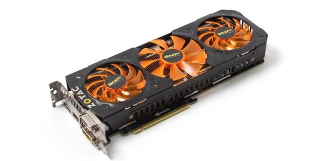 Zotac reveals the GeForce GTX 780 Ti AMP! Edition