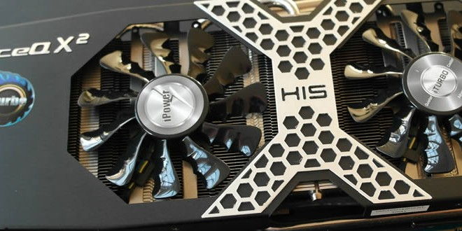 HIS R9 280X IceQX2 Turbo