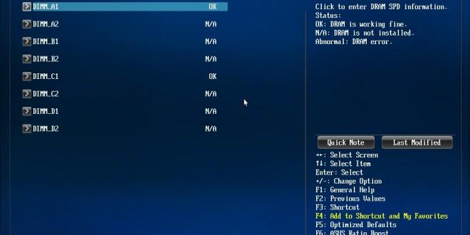ASUS X79 Deluxe BIOS22