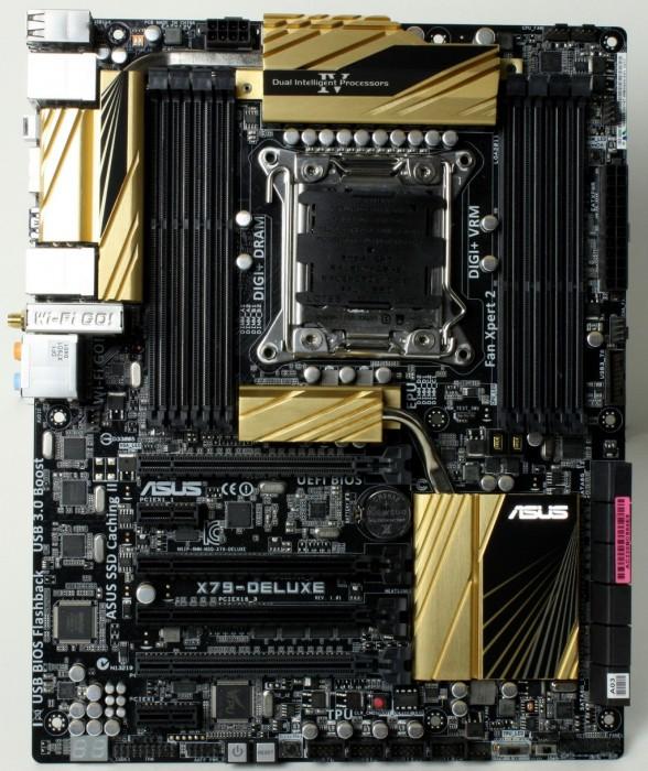 ASUS X79 Deluxe7