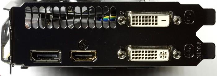 Gigabyte GTX 780 Ti GHz12
