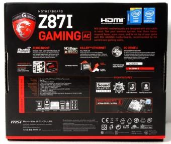 MSI Z87I Gaming2