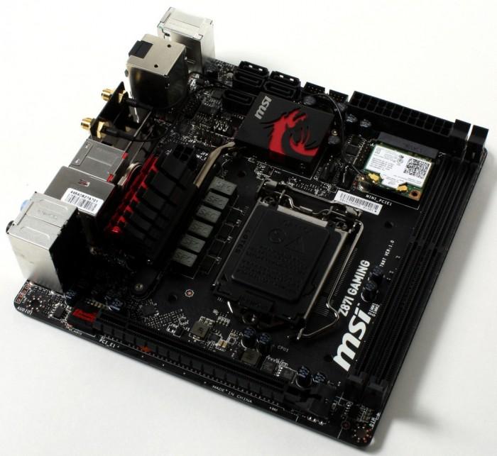 MSI Z87I Gaming5