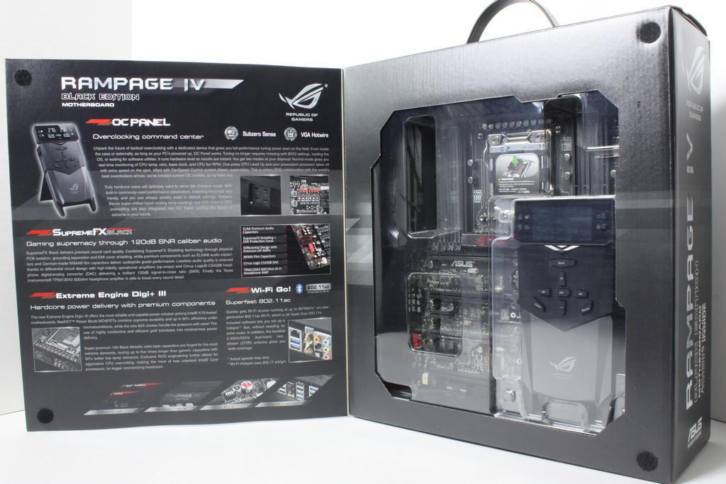 Rampage black edition review