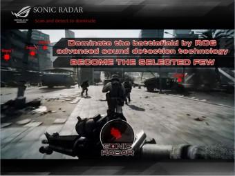 Sonic Radar 1