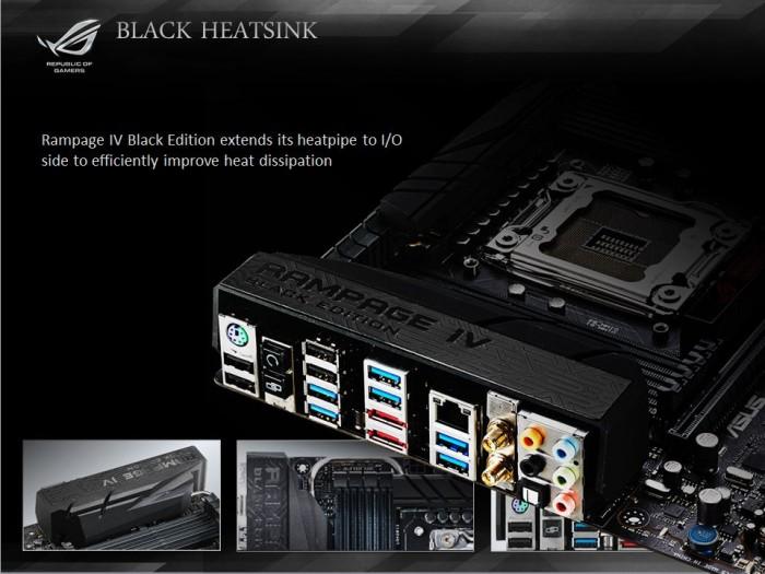 black heatsink