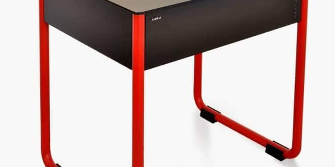 Lian Li unveils the Lian Li DK01, a marriage between a desk and a chassi