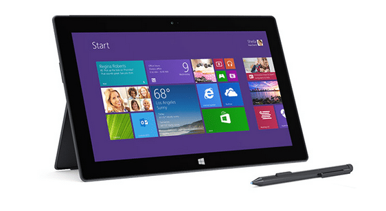 Surface Pro 2 get minor update to processor
