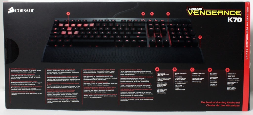 how to take off keyboard keys corsair red