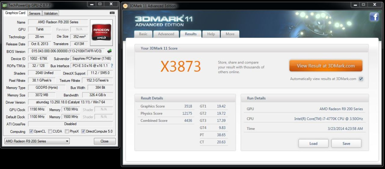 Sapphire R9 280X VaporX Graphics Card - Page 4 of 5