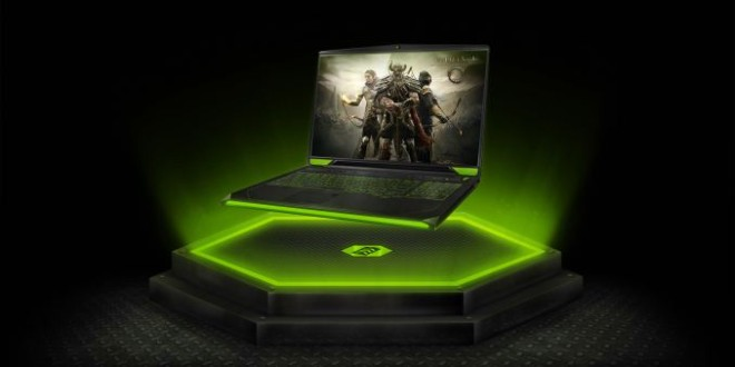 Nvidia introduces the GeForce 800M lineup for Laptops.