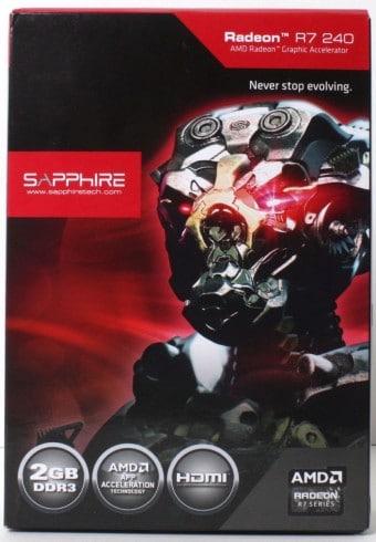 Sapphire R7 240 Dual HDMI 1