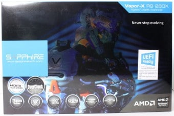 Sapphire R9 280X VaporX 1