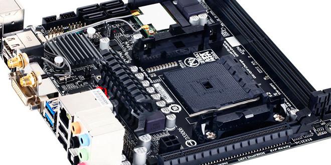 Gigabyte F2A88XN-WIFI: Mini-ITX Board for Kaveri (FM2+)