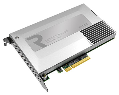 OCZ Launches RevoDrive 350