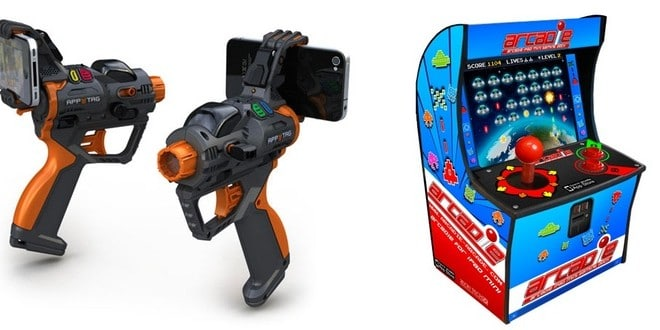 Hardware for Mobile Gaming