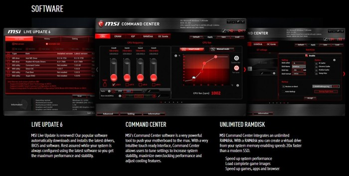 MSI Software