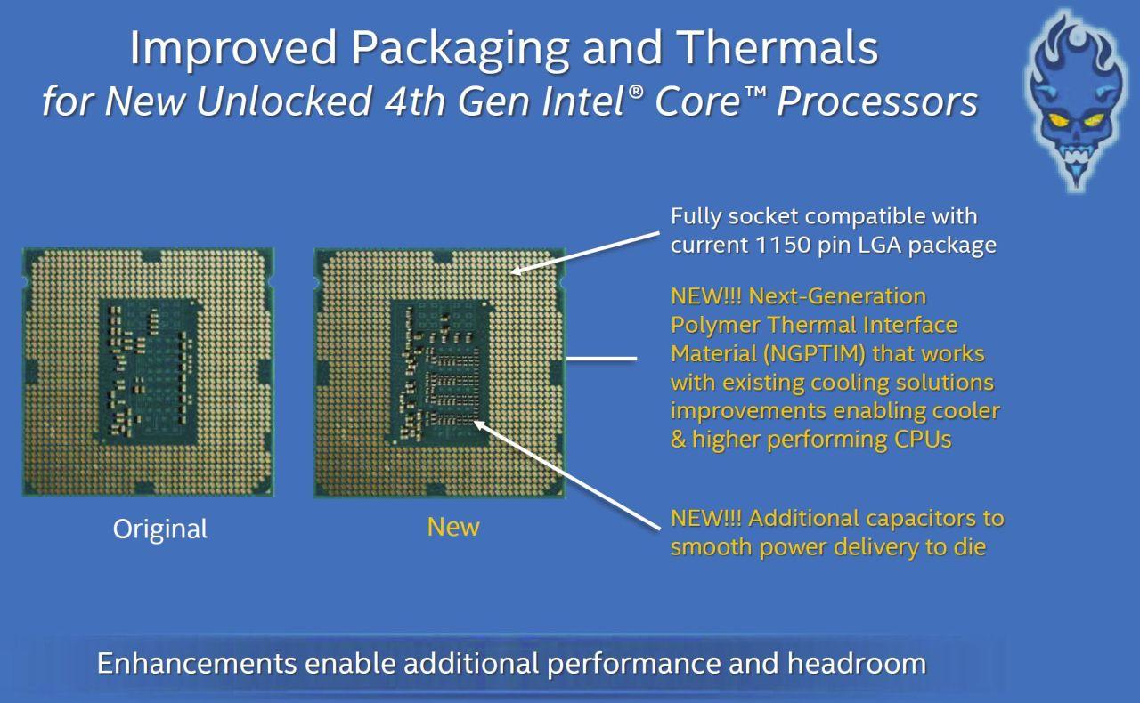 Intel Core i7 4790K - Haswell gets a refresh - Bjorn3D com