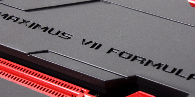 ASUS Maximus VII Formula – Top End ROG Gaming For Z97