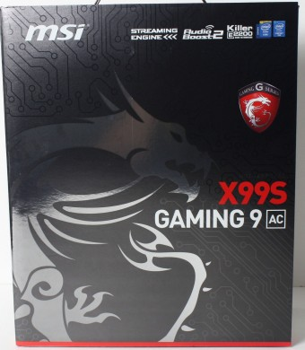 MSI X99S Gaming 9 1