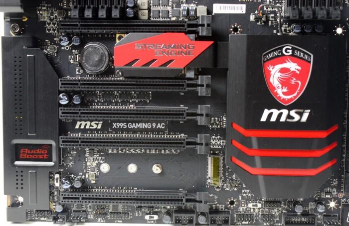 MSI X99S Gaming 9 13