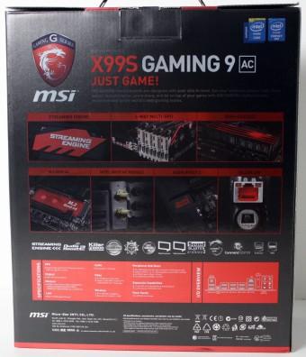 MSI X99S Gaming 9 2