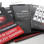 MSI X99S Gaming 9 7