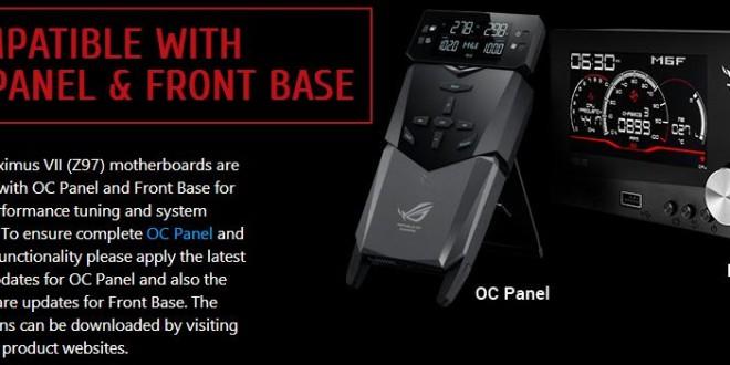 OCPanel Front Base