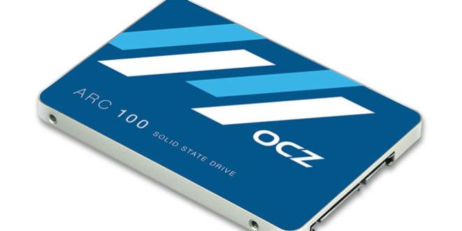 OCZ Launches ARC 100 Value SSD