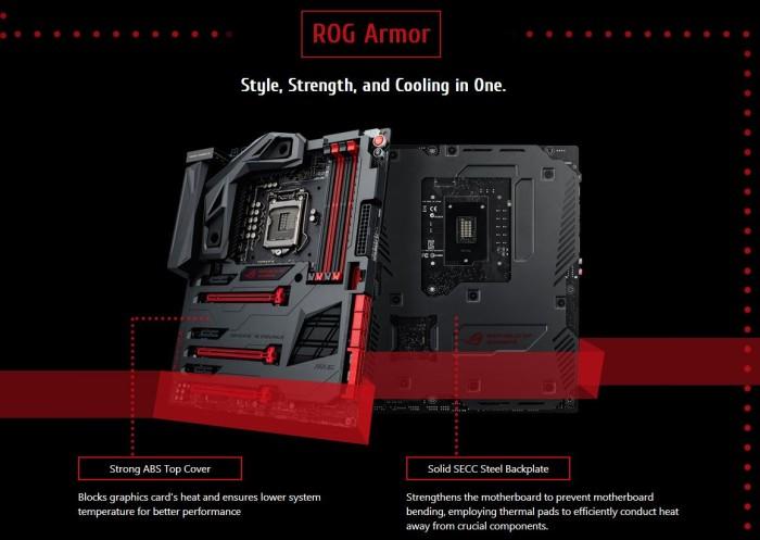 ROG Armor