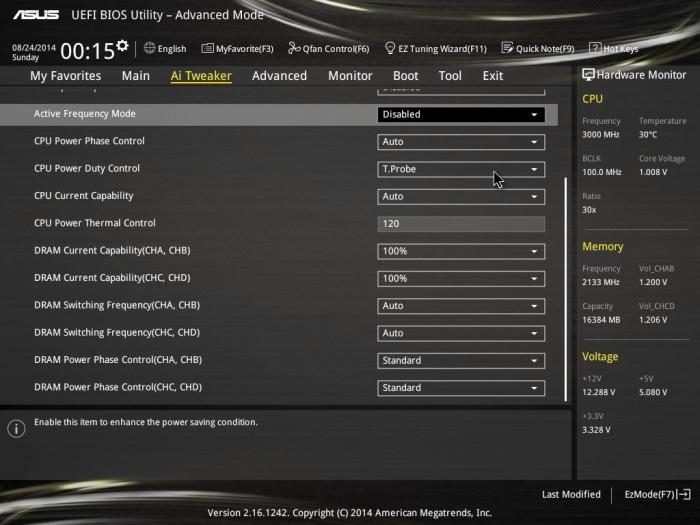 X99 Deluxe BIOS 13