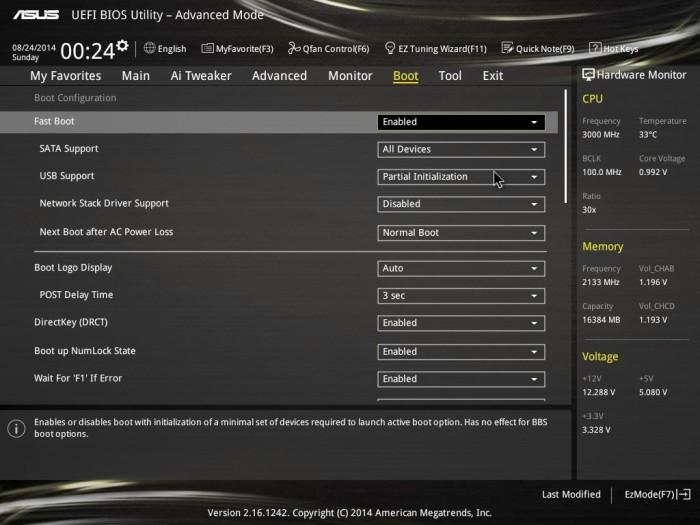 X99 Deluxe BIOS 41