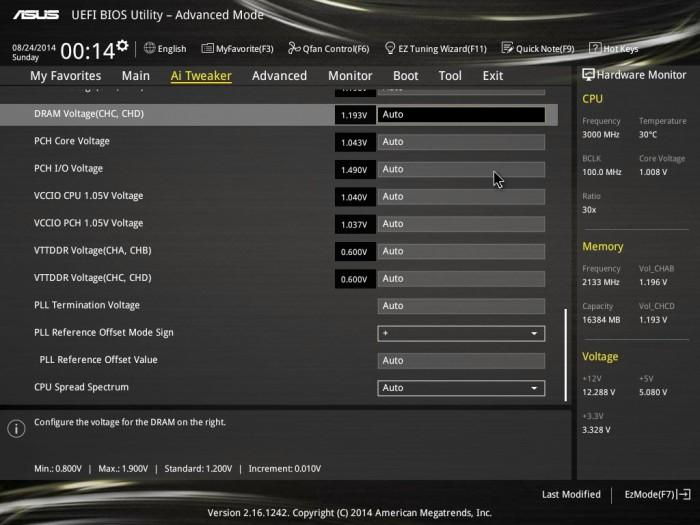 X99 Deluxe BIOS 6