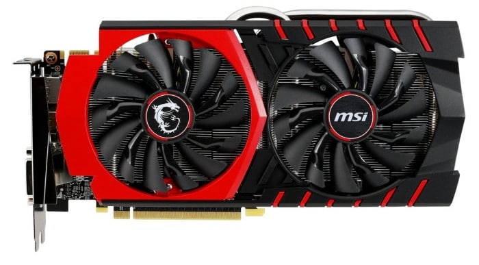 MSI GTX 970 Gaming 4GC 1