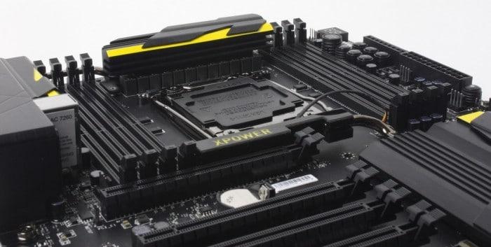 MSI X99S Xpower AC 17