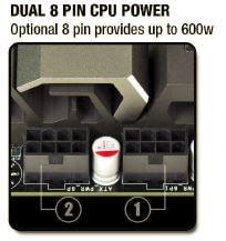 Dual 8 Pin