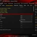 Rampage V Extreme BIOS 1