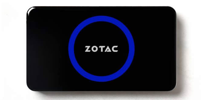 Zotac ZBox Pico PI320 – a PC in your pocket