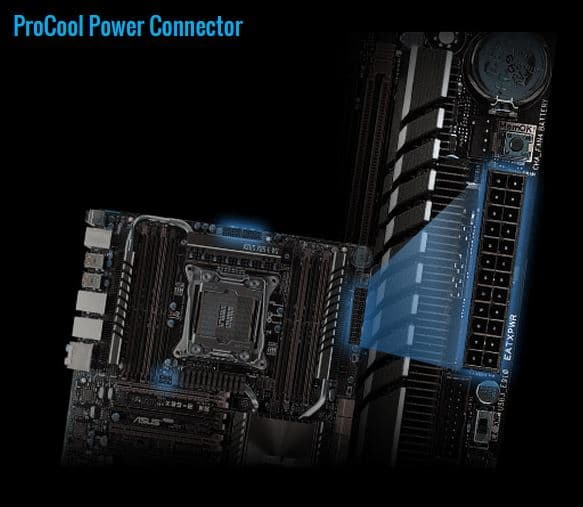 Procool Power Connector