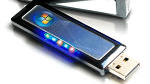 get windows 10 on flash drive